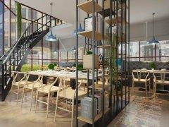 海南疯格装饰设计,开启餐厅装修新时